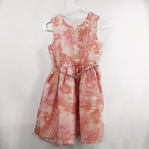 NWT The Children's Place Belted Dress